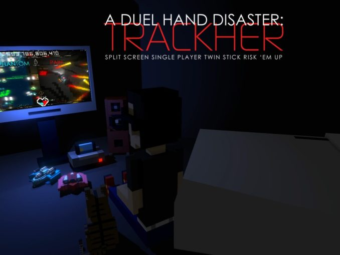 Release - A Duel Hand Disaster: Trackher