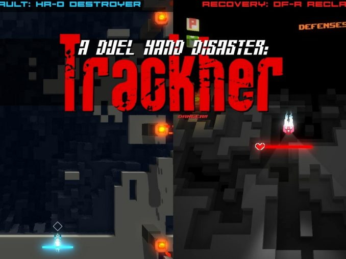 Nieuws - A Duel Hand Disaster: Trackher footage