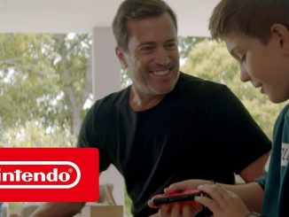 A family journey with Nintendo Switch