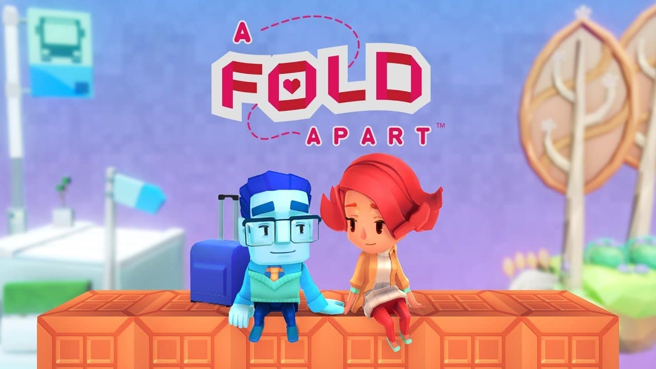 A Fold Apart launches April 17th