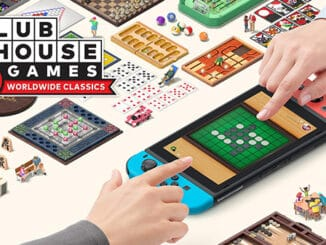 Clubhouse Games: 51 Worldwide Classics – Free version for local multiplayer