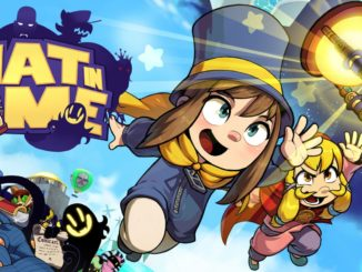 Release - A Hat in Time