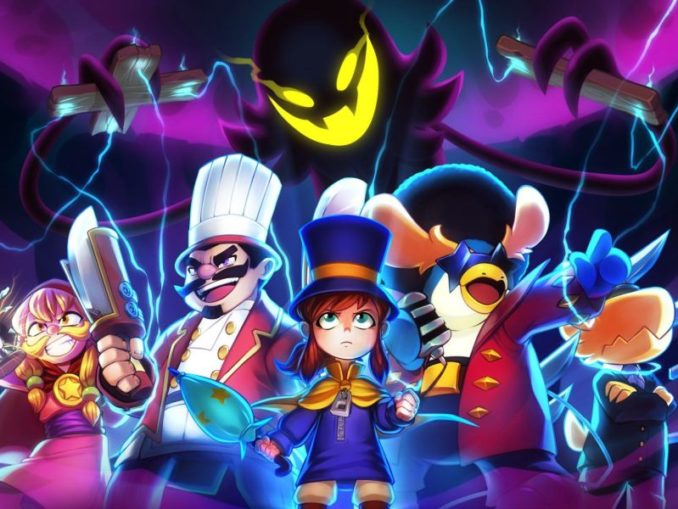 Nieuws - A Hat In Time – DLC Seal The Deal – komt ook