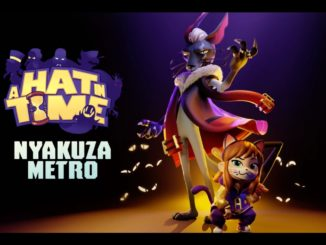 A Hat In Time – Nyakuza Metro DLC – Launches November 21st