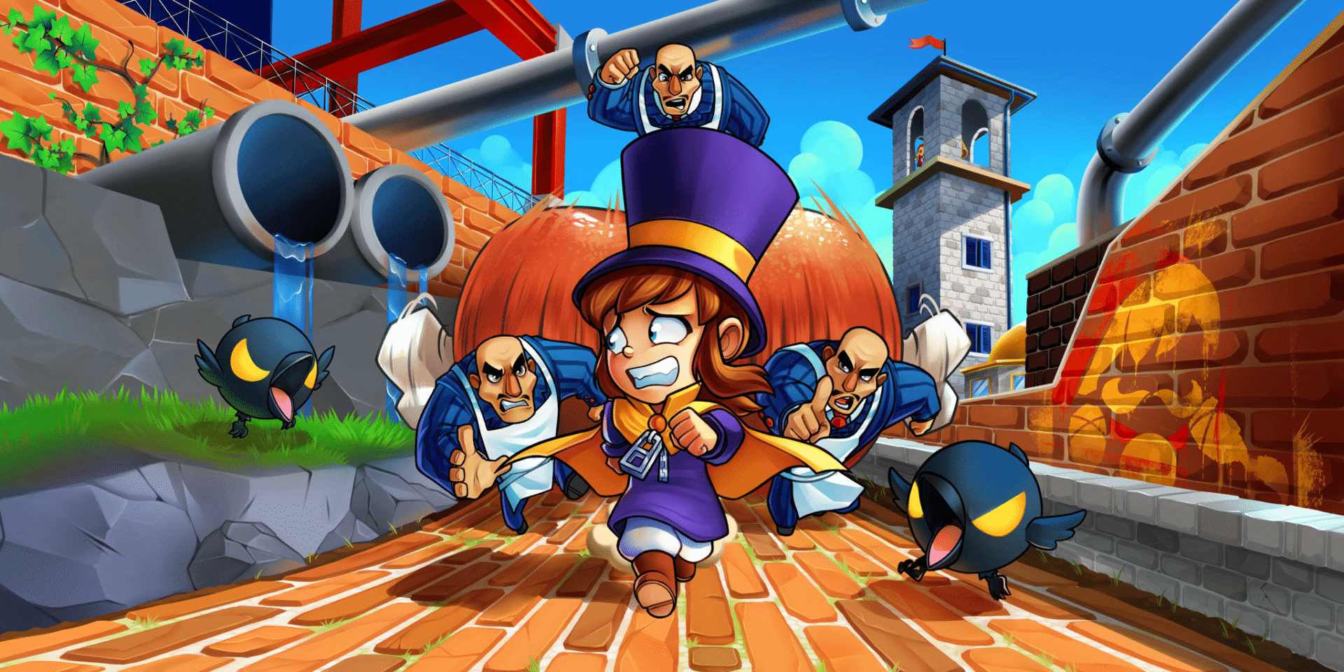 A Hat In Time's cynische humor