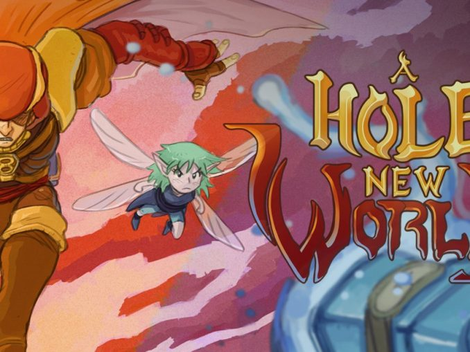 Release - A Hole New World