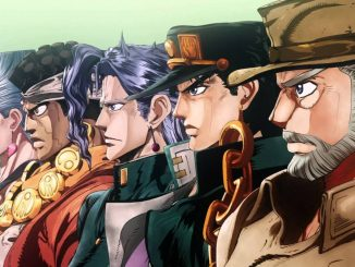 JoJo's Bizarre Adventure spel in pre-productie?