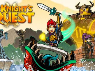 Release - A Knight's Quest