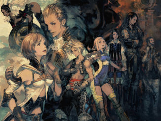 A lot of Final Fantasy games are coming