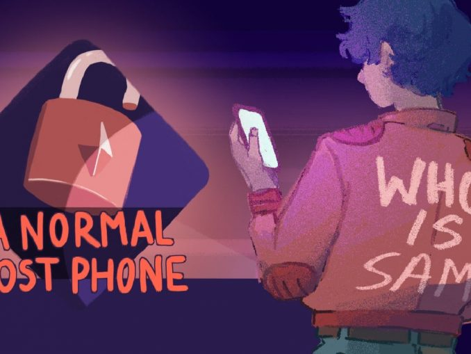 News - A Normal Lost Phone komt