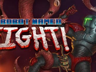 Release - A Robot Named Fight