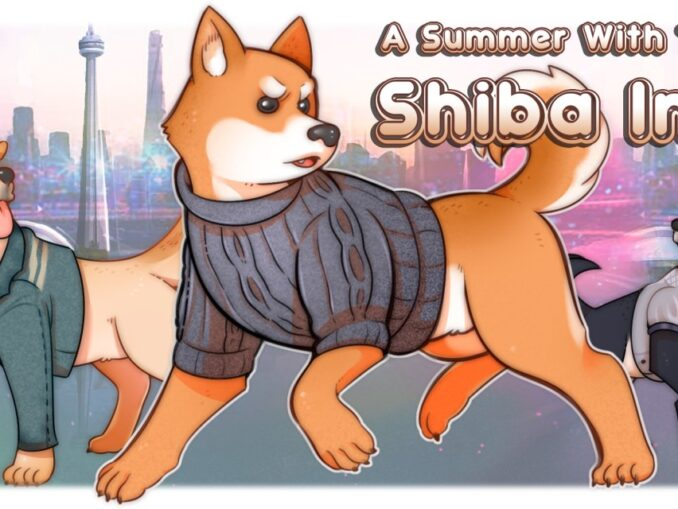 Release - A Summer with the Shiba Inu