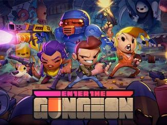 Enter the Gungeon – fysieke release