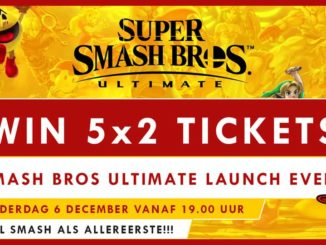 Aanwezig @ Super Smash Bros. Ultimate Launch Event