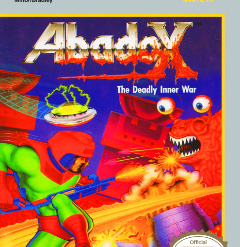 Release - Abadox: The Deadly Inner War