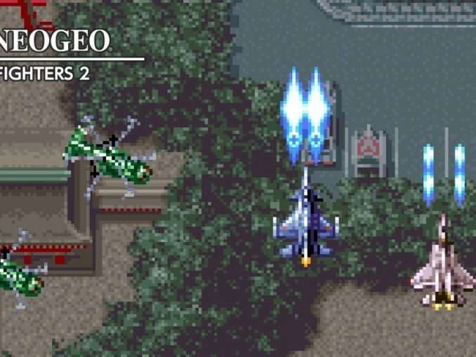 Release - ACA NEOGEO AERO FIGHTERS 2