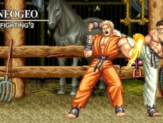 Release - ACA NEOGEO ART OF FIGHTING 2