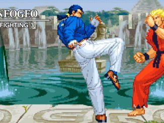 Release - ACA NEOGEO ART OF FIGHTING 3