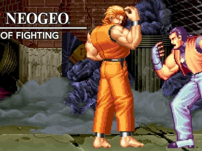 Release - ACA NEOGEO ART OF FIGHTING