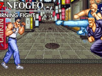 Release - ACA NEOGEO BURNING FIGHT
