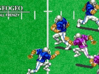 Release - ACA NEOGEO FOOTBALL FRENZY
