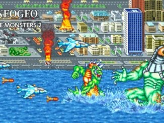 Release - ACA NEOGEO KING OF THE MONSTERS 2