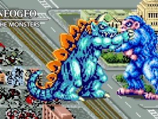 Release - ACA NEOGEO KING OF THE MONSTERS