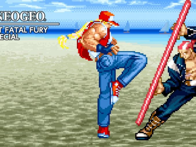 Release - ACA NEOGEO REAL BOUT FATAL FURY SPECIAL