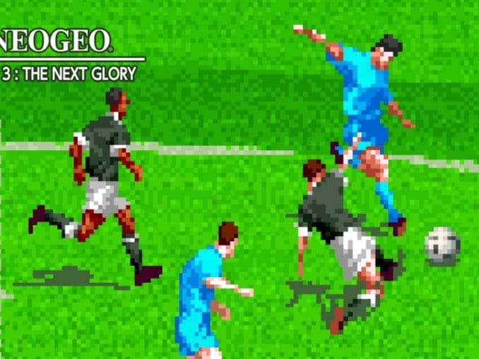 Release - ACA NEOGEO SUPER SIDEKICKS 3 : THE NEXT GLORY