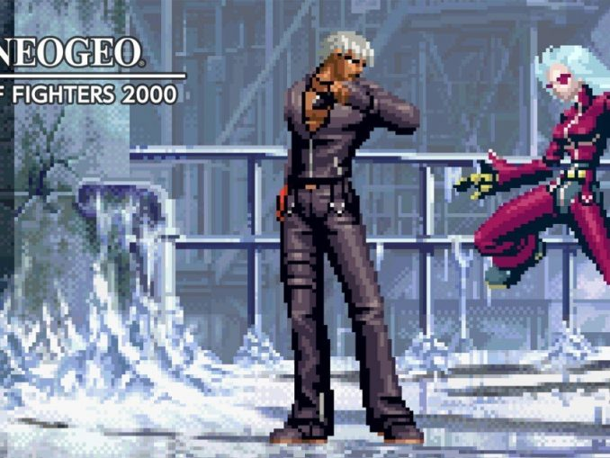 Release - ACA NEOGEO THE KING OF FIGHTERS 2000