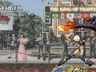 Release - ACA NEOGEO THE KING OF FIGHTERS 2001