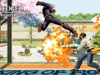 Release - ACA NEOGEO THE KING OF FIGHTERS 2002