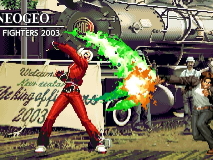 Release - ACA NEOGEO THE KING OF FIGHTERS 2003