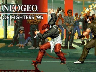 Release - ACA NEOGEO THE KING OF FIGHTERS '95