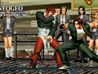 Release - ACA NEOGEO THE KING OF FIGHTERS '96