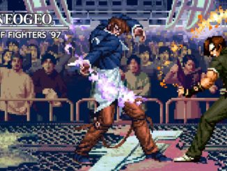 Release - ACA NEOGEO THE KING OF FIGHTERS '97