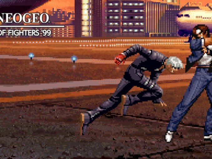 Release - ACA NEOGEO THE KING OF FIGHTERS '99