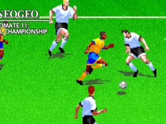 Release - ACA NEOGEO THE ULTIMATE 11: SNK FOOTBALL CHAMPIONSHIP