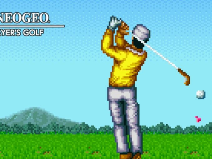 Release - ACA NEOGEO TOP PLAYER'S GOLF