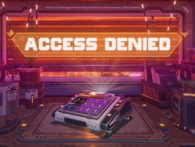 Release - Access Denied