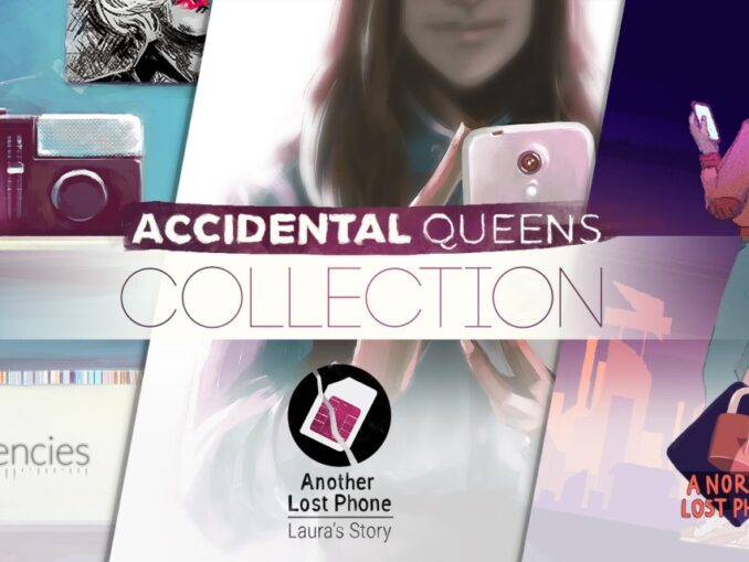 Release - Accidental Queens Collection