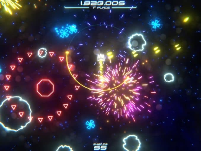 News - Acclaimed Debris Infinity version 1.5.0 updated