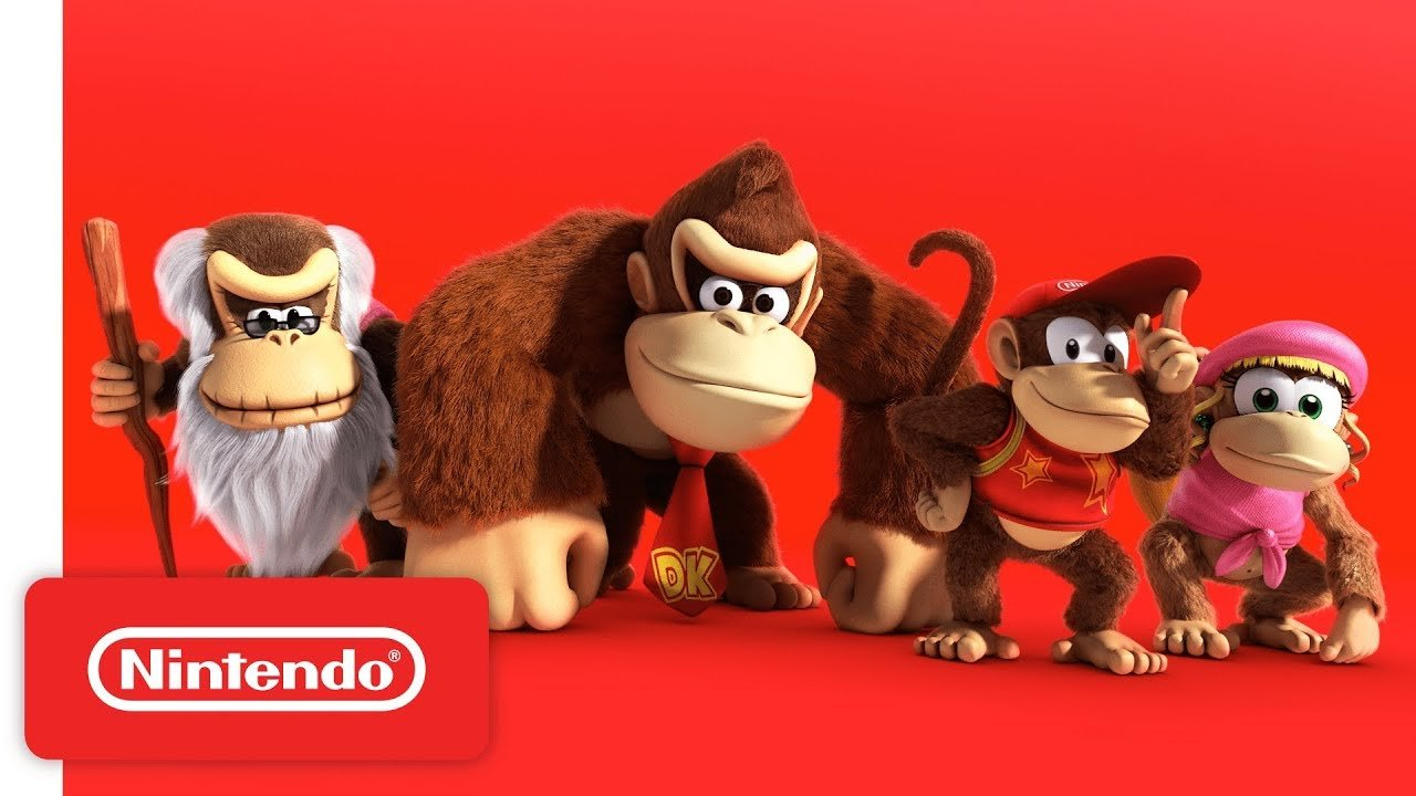 Accolades Trailer Donkey Kong Country Tropical Freeze
