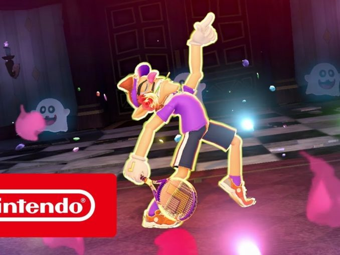 Nieuws - Accolades Trailer Mario Tennis Aces