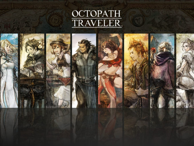 Nieuws - Accolades Trailer Octopath Traveler