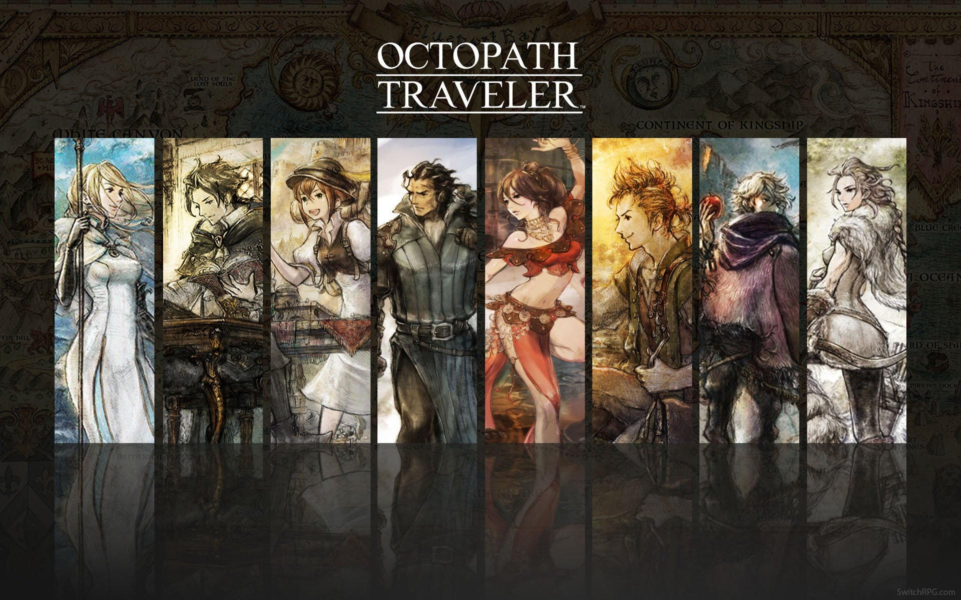 Accolades Trailer Octopath Traveler