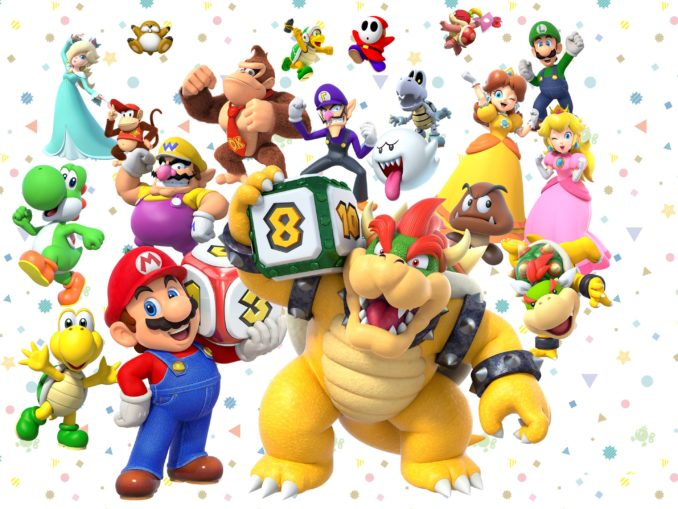 Nieuws - Accolades Trailer Super Mario Party