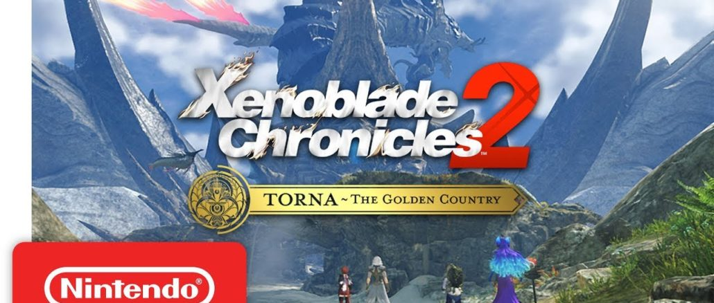 Accolades Trailer Xenoblade Chronicles 2 Torna – The GoldenCountry