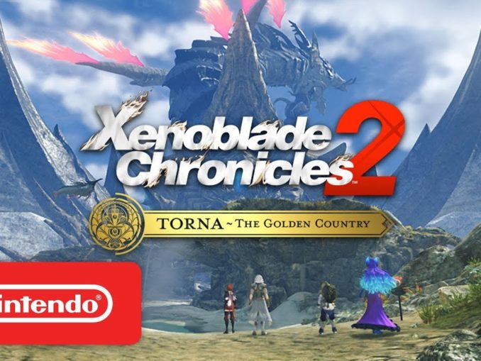 Nieuws - Accolades Trailer Xenoblade Chronicles 2 Torna – The Golden Country