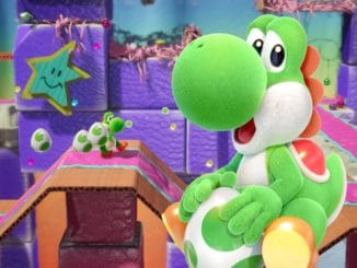Nieuws - Accolades Trailer Yoshi's Crafted World